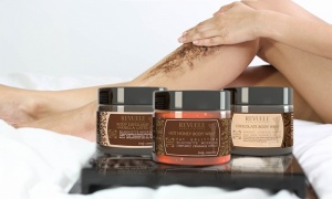 Revuele Body Wrap Exfoliating Scrub